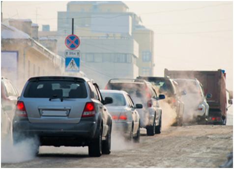 インド BS6 大気汚染