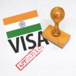 VISA インド