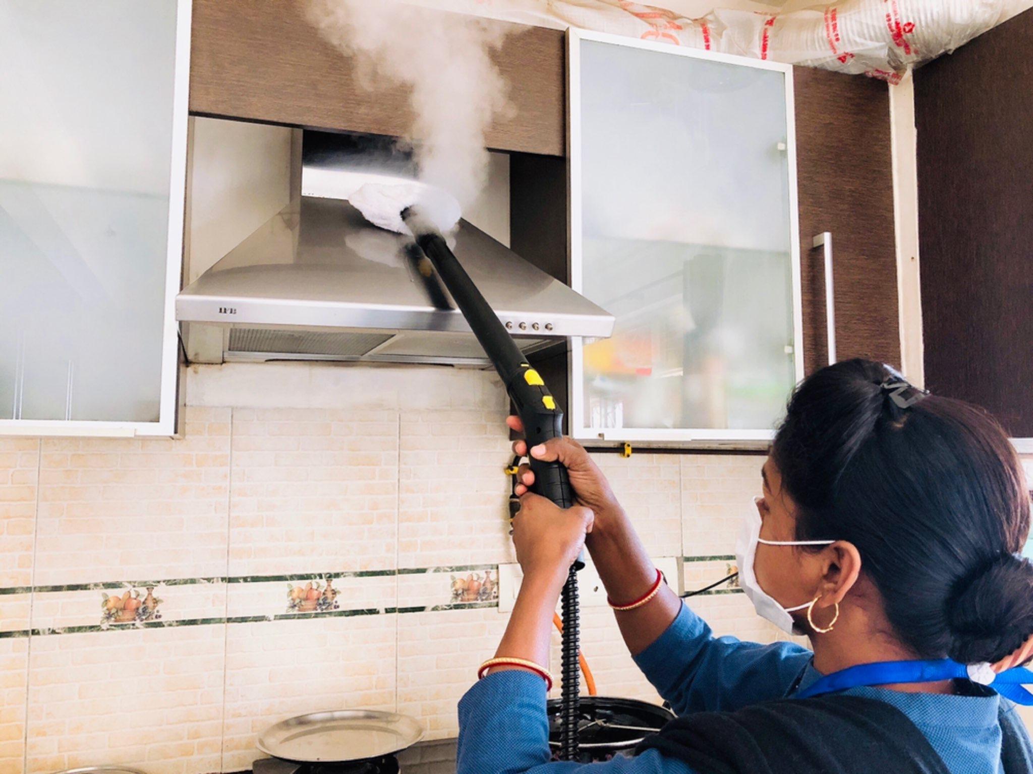 インド ハウスクリーニング SAKURA home service