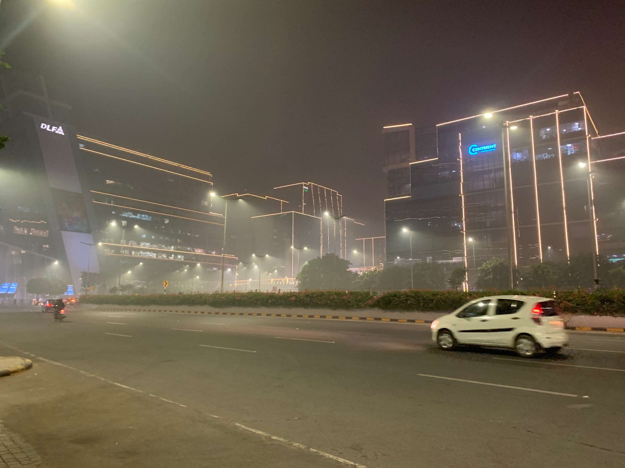 インド 大気汚染